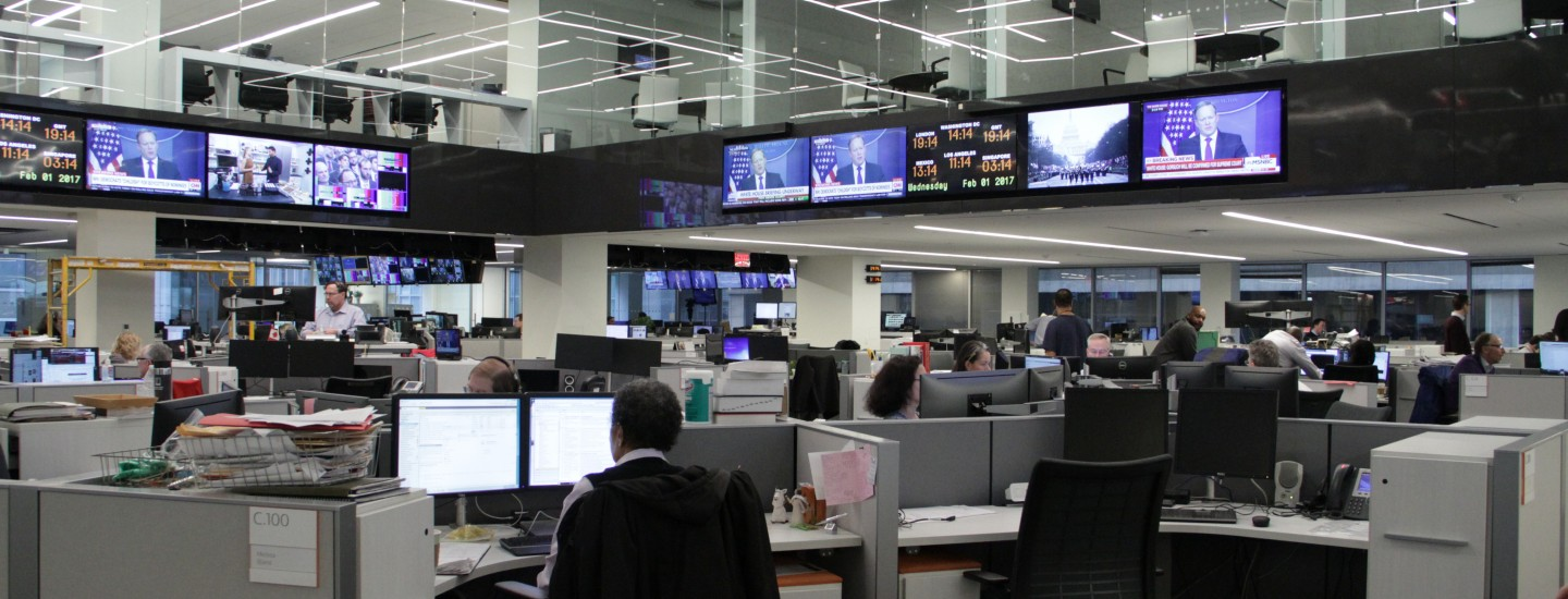 Newsroom burnout - how I charted a way out | Thomson Reuters