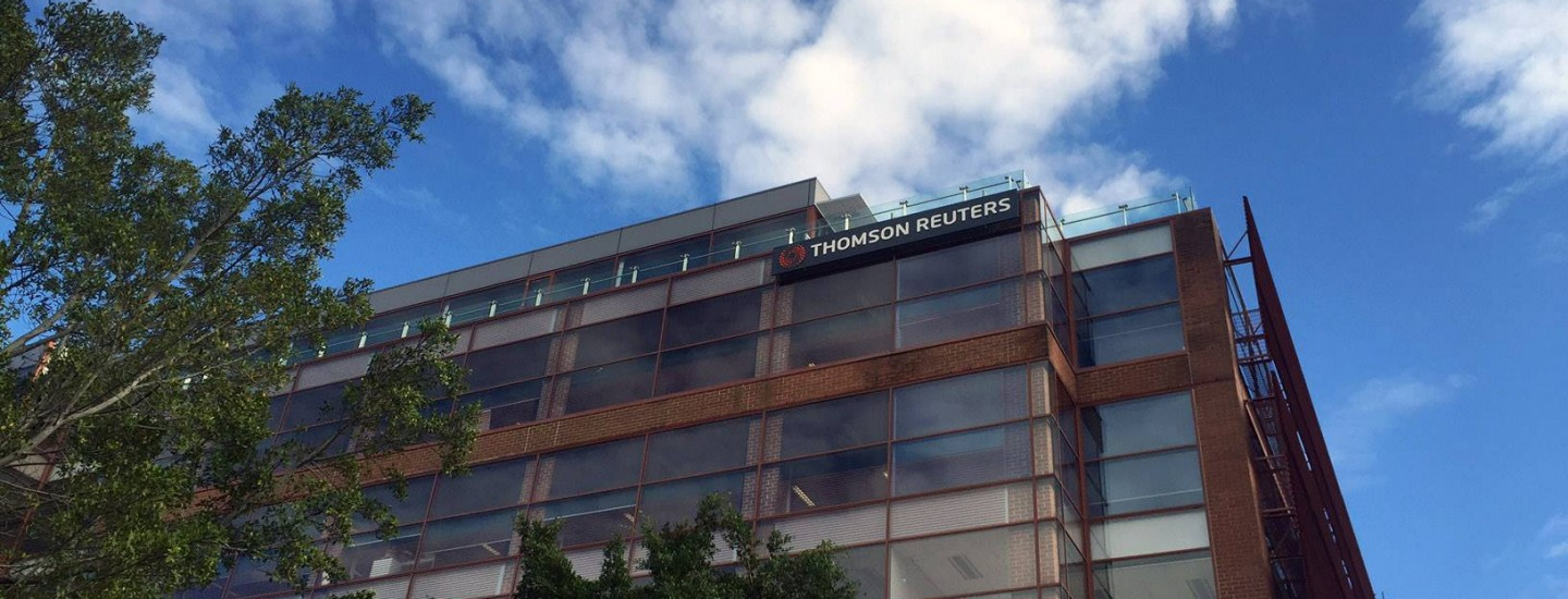 Thomson Reuters Australia office exterior