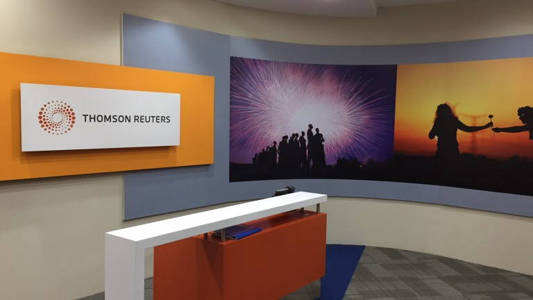 Thomson Reuters Malaysia office front desk