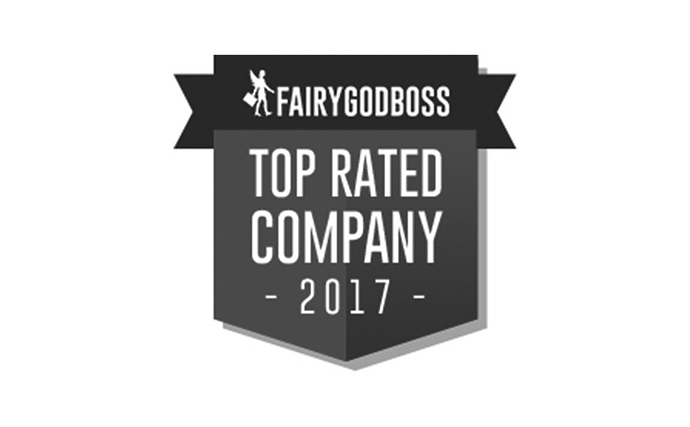 FAIRYGODBOSS Top Rated Company 2017 award