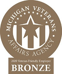 Michican veterans 2020 Veteran's Friendly Employer