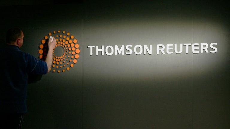 Company History Thomson Reuters