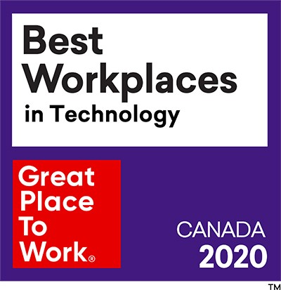 Best places to work in Technology -- Canada