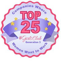Top 25 Companies Where Women Want to Work