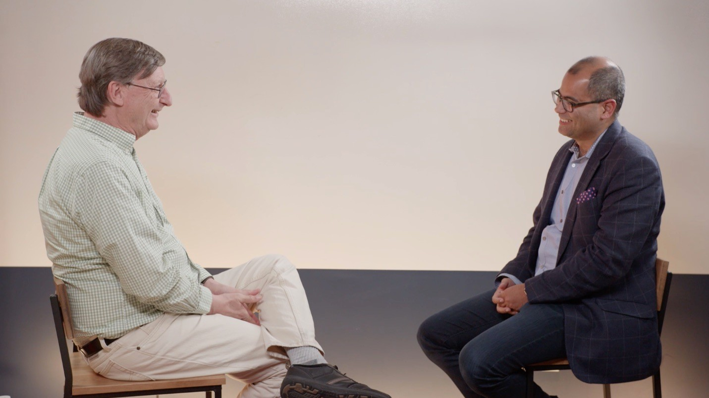 Google's Hal Varian sits down with Thomson Reuters Asif Alam for the Thomson Reuters Tech Talks series.