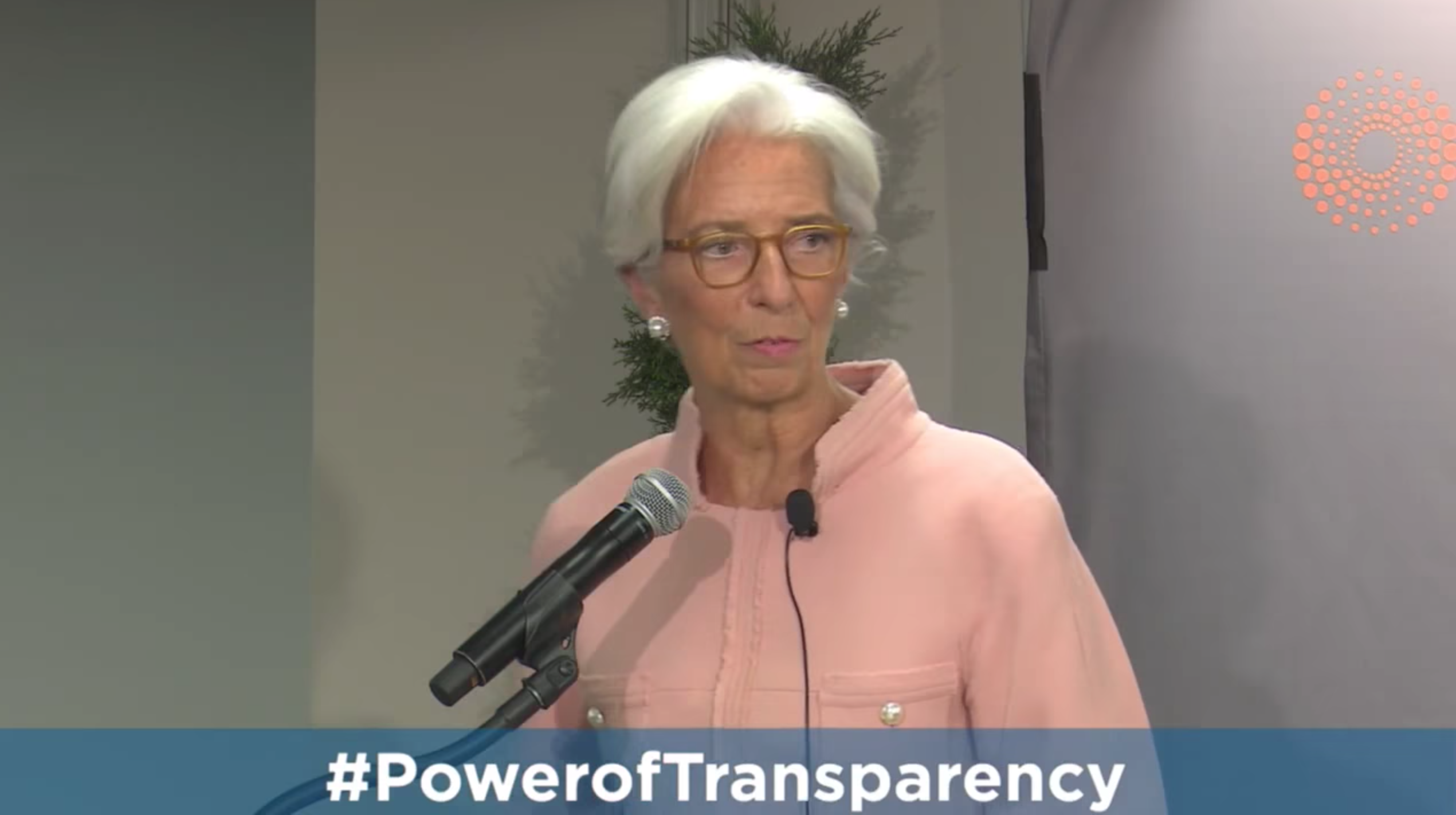 The power of economic transparency
