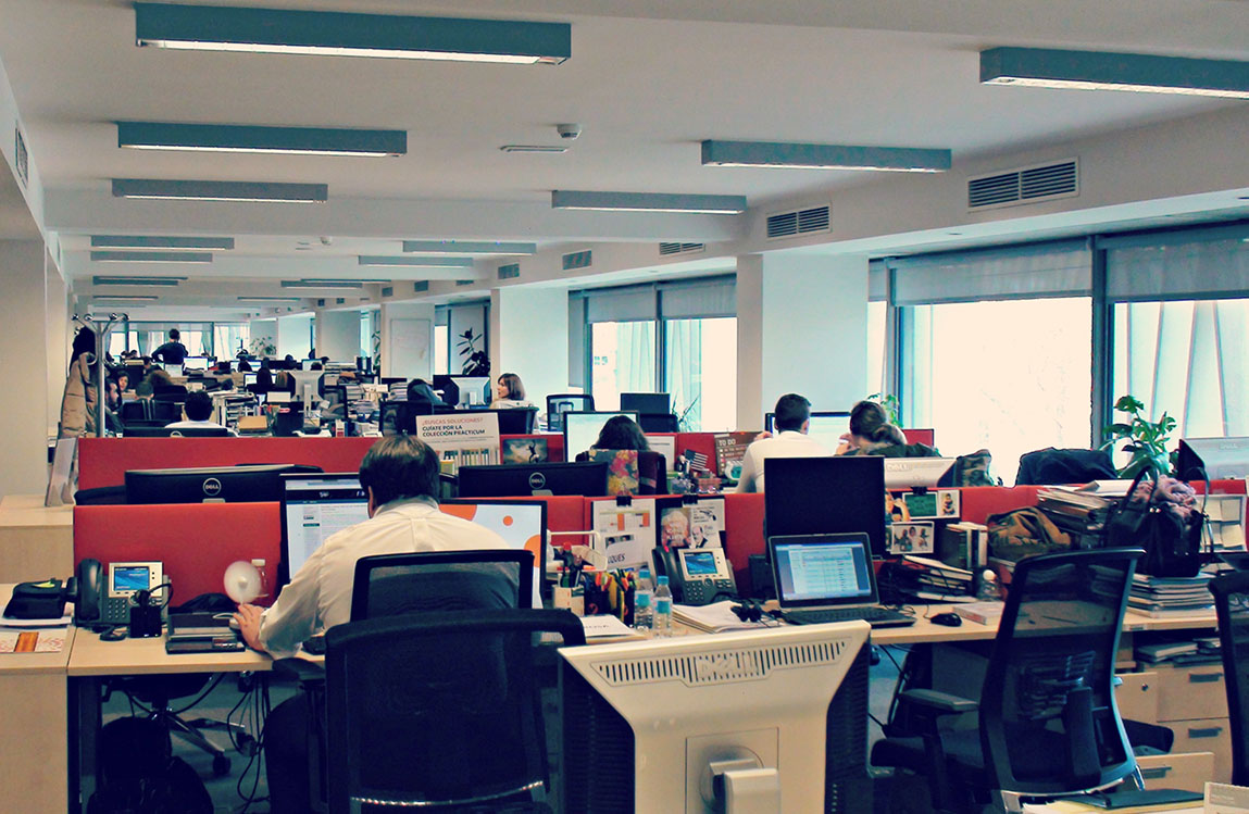 Spain careers thomson reuters for Oficinas manpower barcelona