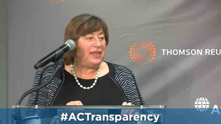 The Role of Transparency in Global Prosperity & Sustainable Economic Opportunity