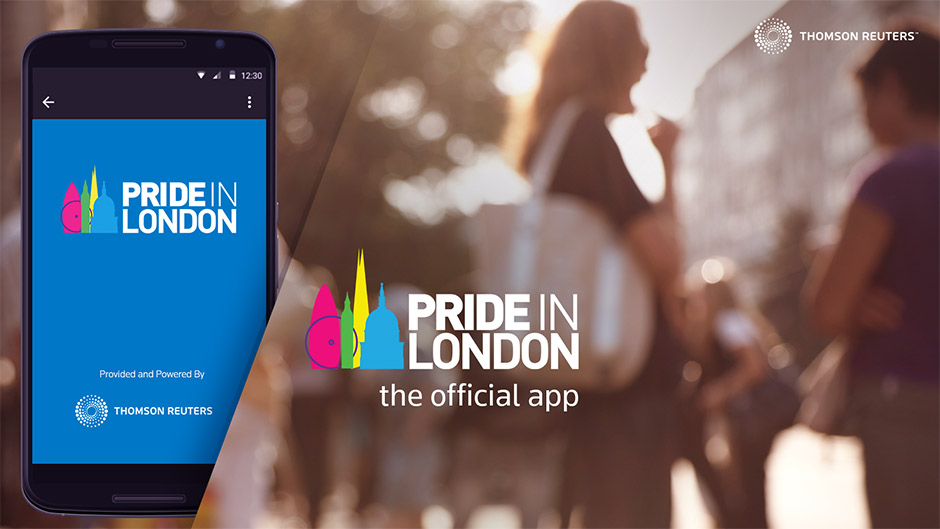 Convene official app for Pride in London
