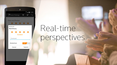 Real-time perspectives