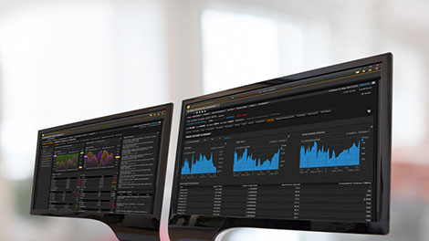 Eikon fixed income trading terminal