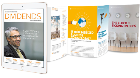 Dividends Magazine: The new global reality on iPad