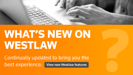 What's New on Westlaw