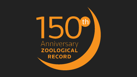 150th Anniversary Zoological Record