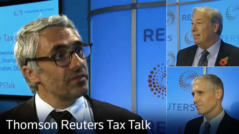 OECD's Pascal Saint-Amans on Rewriting the Tax Rulebook